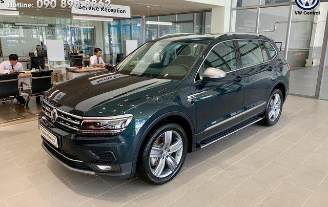 Tiguan Allspace 2019 - ưu đãi mua xe lên tới 160tr, trả góp 80%, hotline: 090-898-88626