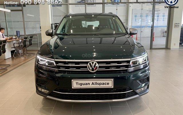 Tiguan Allspace 2019 - ưu đãi mua xe lên tới 160tr, trả góp 80%, hotline: 090-898-886214
