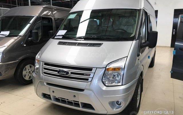 Bán Ford Transit SVP đời 2019. Ưu đãi lớn bằng con xe SH0