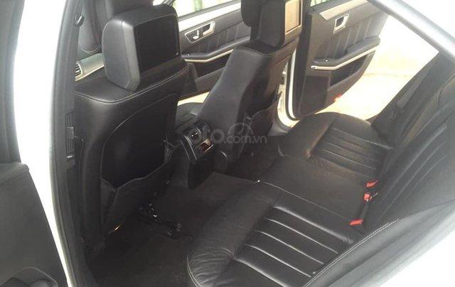 Mercedes-Benz E400 AMG sản xuất 2014 mầu trắng Ngọc Trinh đã xuất hiện Full option9