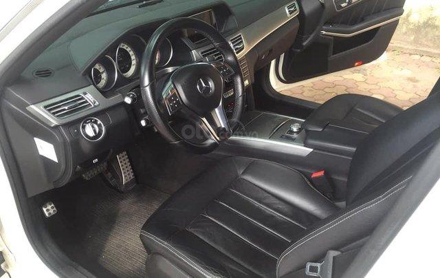 Mercedes-Benz E400 AMG sản xuất 2014 mầu trắng Ngọc Trinh đã xuất hiện Full option6