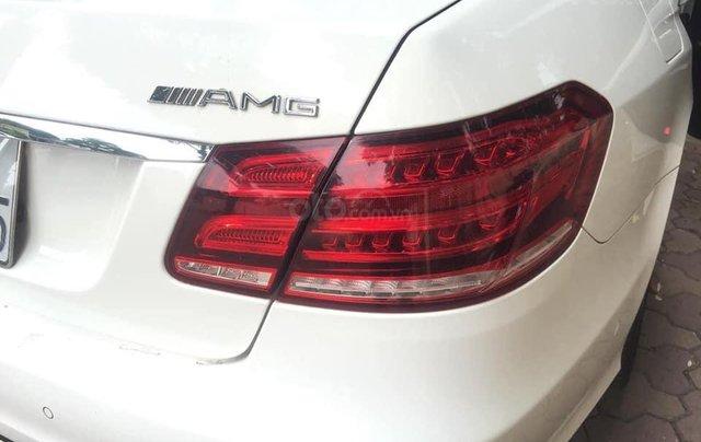 Mercedes-Benz E400 AMG sản xuất 2014 mầu trắng Ngọc Trinh đã xuất hiện Full option5