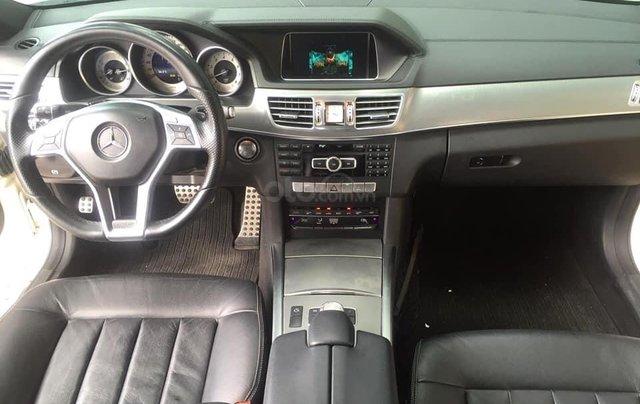 Mercedes-Benz E400 AMG sản xuất 2014 mầu trắng Ngọc Trinh đã xuất hiện Full option8