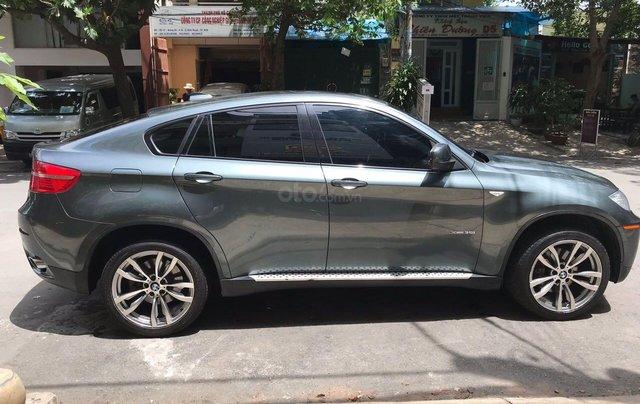 Bán BMW X6 năm 2010, nhập nguyên chiếc, màu xanh nhớt còn rất mới, 950tr3