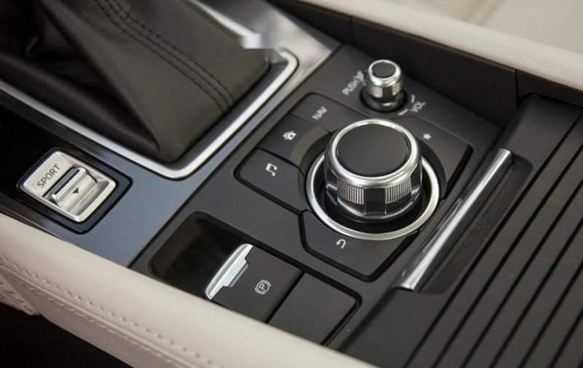 Mazda Biên Hoà bán xe Mazda 3 đời 2019, màu đỏ, xe nhập5