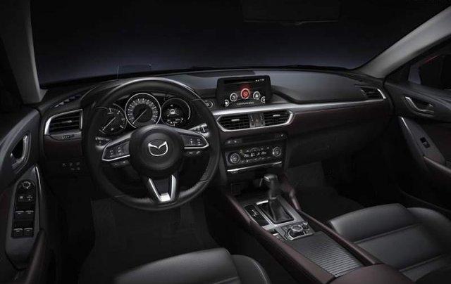 Mazda Biên Hoà bán Mazda 6 đời 2019, màu đỏ, nhập khẩu nguyên chiếc, 886tr3