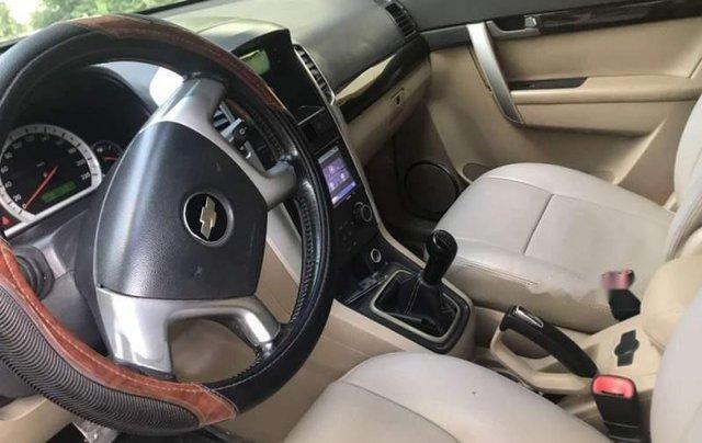 Cần bán xe Chevrolet Captiva 2.4 MT, máy móc hoàn hảo không 1 lỗi nhỏ1