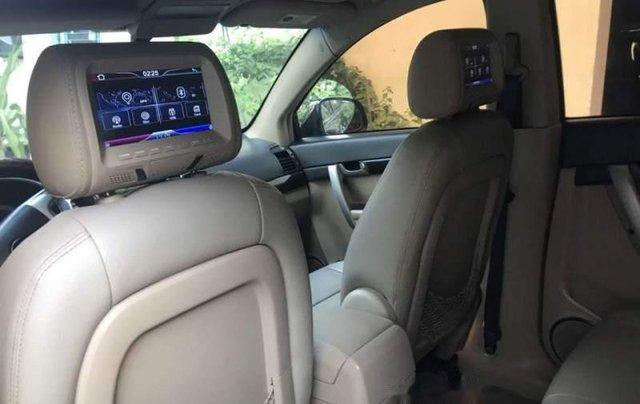 Cần bán xe Chevrolet Captiva 2.4 MT, máy móc hoàn hảo không 1 lỗi nhỏ2