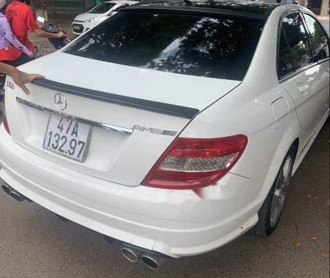 Bán xe Mercedes C250 năm sản xuất 2010, màu trắng, nhập khẩu nguyên chiếc, giá tốt5