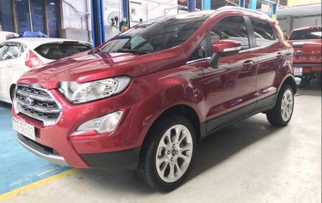 Cần bán xe Ford EcoSport Ambient 1.5L MT sản xuất 2019, xe đủ màu, giao ngay1