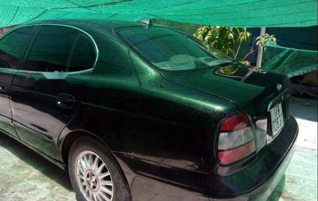 Cần bán Daewoo Leganza MT sản xuất 2001, màu đen, xe còn nguyên bản, máy êm3