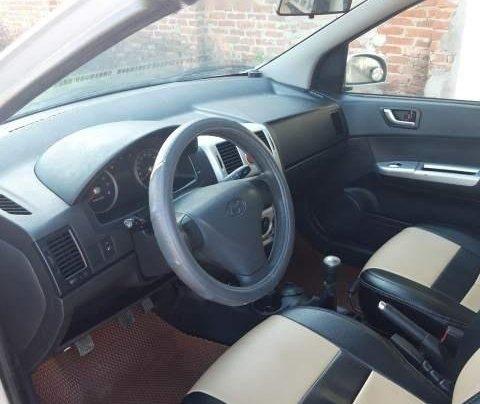 Bán ô tô Hyundai Getz sản xuất năm 2010, màu bạc3
