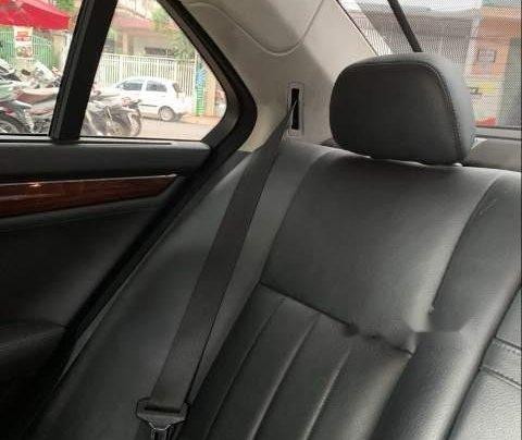 Bán xe Mercedes C250 năm sản xuất 2010, màu trắng, nhập khẩu nguyên chiếc, giá tốt4
