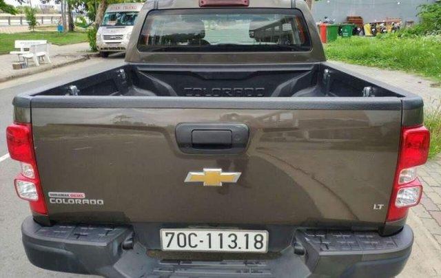 Bán Colorado 2.5 LT 1 cầu, nhập khẩu Thái Lan, xe gia đình sử dụng kỹ1
