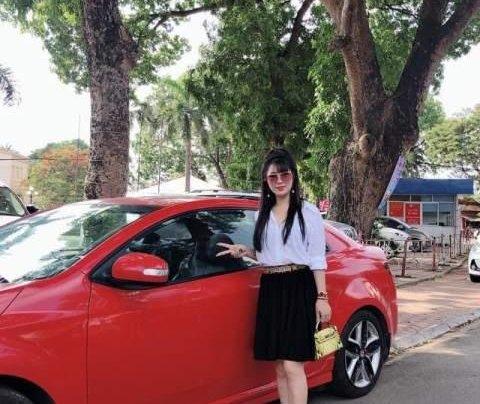 Bán ô tô Kia Cerato đời 2009, màu đỏ, xe đẹp0
