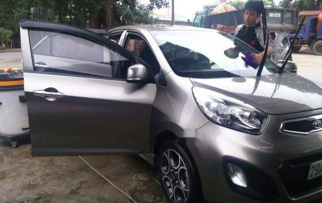 Bán Kia Morning AT sản xuất năm 2011, đi giữ gìn, bảo dưỡng bảo hành định kỳ nên xe đi rất êm0