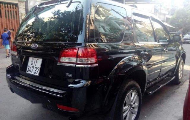 Bán chiếc xe Ford Escape 2.3 đời 2009, màu đen, số tự động, xe rất đẹp4