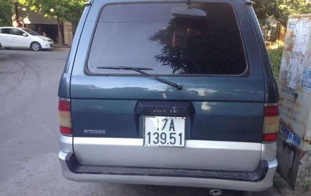 Cần bán lại xe Mitsubishi Jolie đời 2001, xe nhập2
