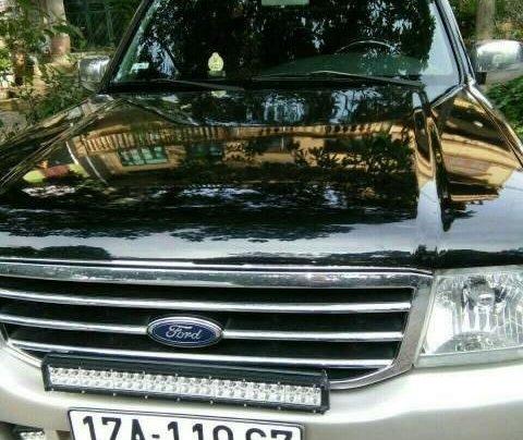 Cần bán lại xe Ford Everest MT sản xuất 2006, xe gia đình sử dụng0