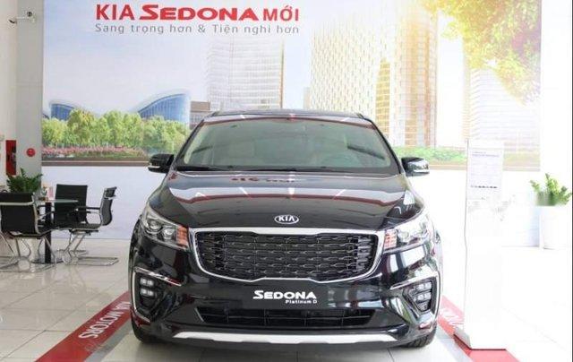 Cần bán Kia Sedona Luxury năm 2018, xe hoàn toàn mới0
