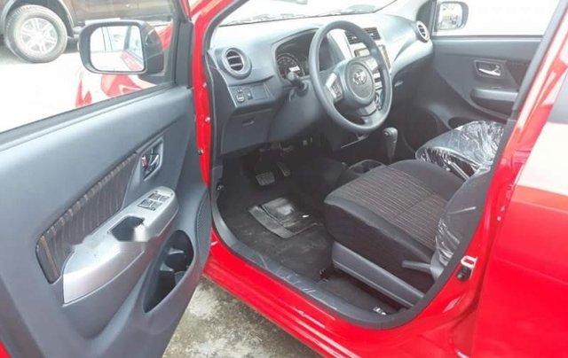 Bán Toyota Wigo 1.2 AT năm sản xuất 2019, màu đỏ, nhập khẩu nguyên chiếc Indonesia2