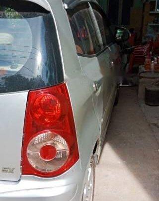 Bán Kia Morning AT đời 2008, màu bạc, xe đẹp3