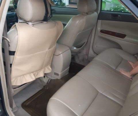 Cần bán gấp Toyota Camry 2.4 đời 2003, nội thất còn mới2