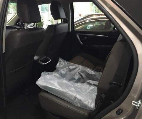 Cần bán xe Toyota Fortuner sản xuất năm 2019, màu xám4
