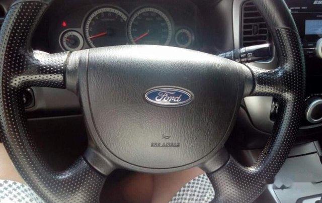 Bán chiếc xe Ford Escape 2.3 đời 2009, màu đen, số tự động, xe rất đẹp2