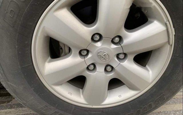 Bán xe Toyota Fortuner sản xuất năm 2010, màu xám số sàn5