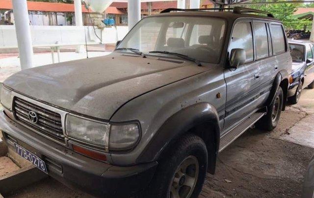 Cần bán lại xe Toyota Land Cruiser đời 1995, xe vẫn hoạt động bình thường4