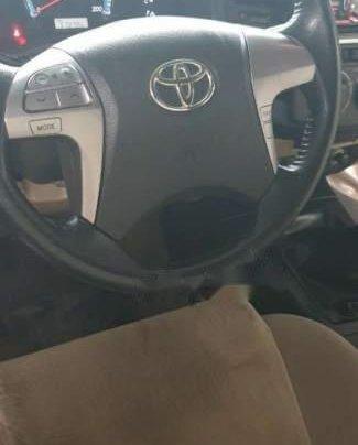 Bán ô tô Toyota Fortuner MT đời 2015, màu xám, xe đẹp1