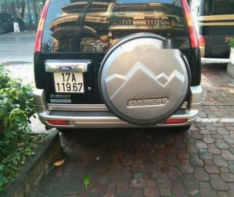 Cần bán lại xe Ford Everest MT sản xuất 2006, xe gia đình sử dụng4