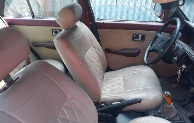 Bán Honda Accord đời 1985, màu đỏ, xe đẹp nguyên bản, đồng sơn chắc chắn2