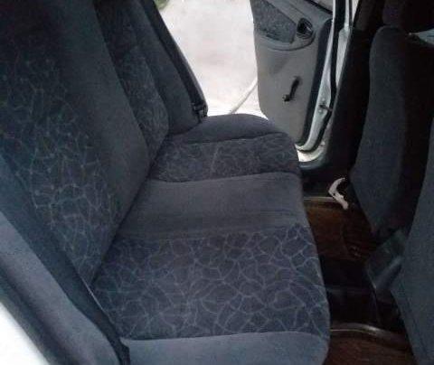 Bán ô tô Daewoo Lanos MT năm 2003, màu trắng, xe nội thất mới nguyên zin4