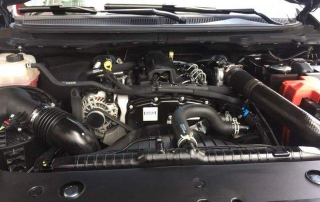 Cần bán gấp Ford Ranger đời 2018, xe nhập, máy dầu5