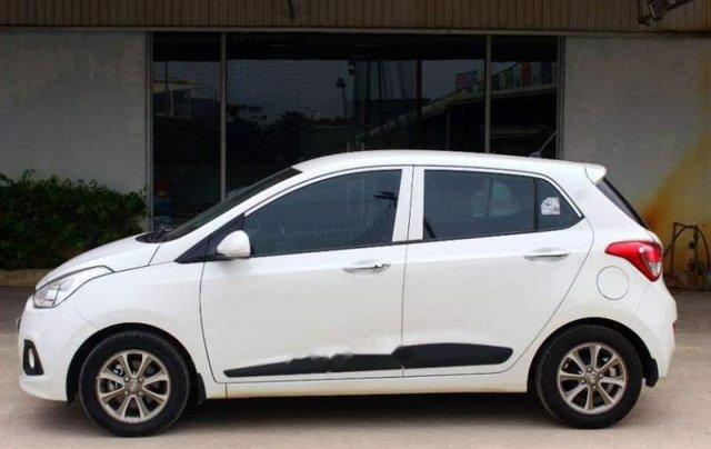 Cần bán Hyundai Grand i10 đời 2019, màu trắng, mới 100%1
