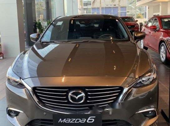 Bán Mazda 6 Premium 2.5L 2018, hoàn toàn mới3
