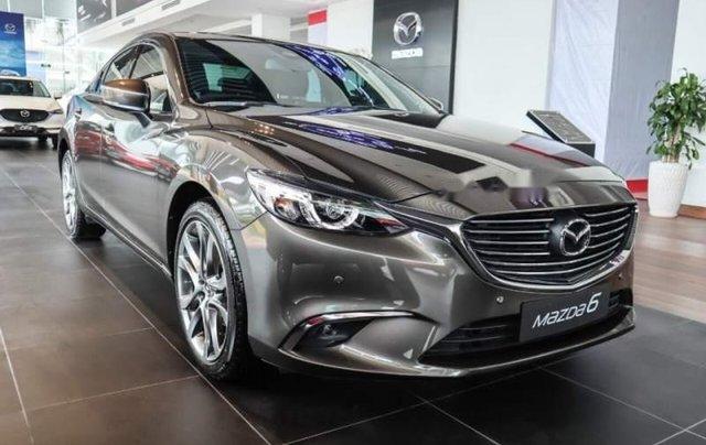 Bán Mazda 6 2.5 sản xuất năm 2018, màu nâu0