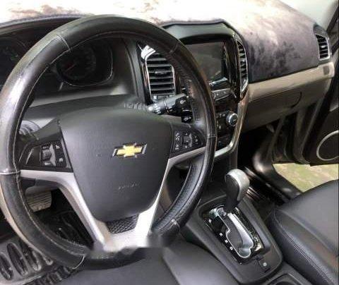 Bán Chevrolet Captiva năm sản xuất 2017, nhập khẩu nguyên chiếc, chính chủ ít sử dụng2