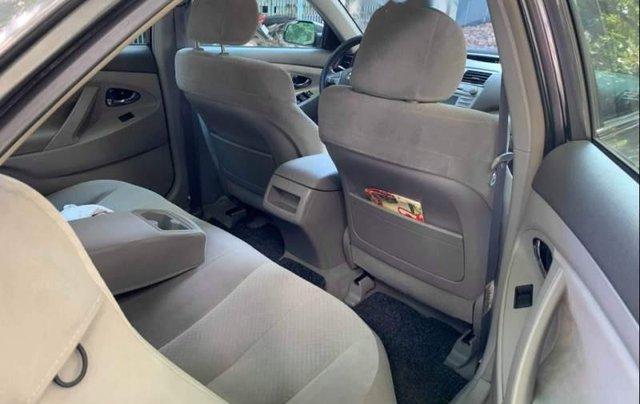 Bán Toyota Camry sản xuất năm 2008, màu xám, nhập khẩu cực chất 4