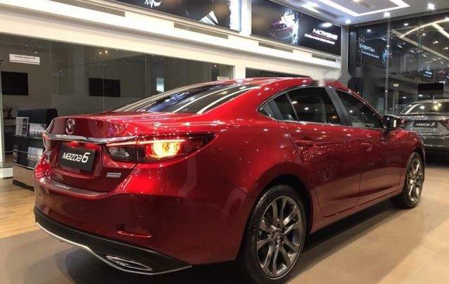 Bán Mazda 6 sản xuất 2019, màu đỏ, giá 819tr1
