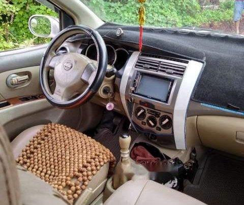 Cần bán gấp Nissan Grand Livina 2012, xe nhập, xe đang kinh doanh dịch vụ taxi2