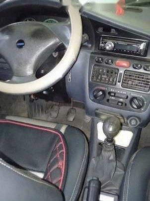 Bán Fiat Siena 1.6 năm sản xuất 2002, xe nhà ít sử dụng3