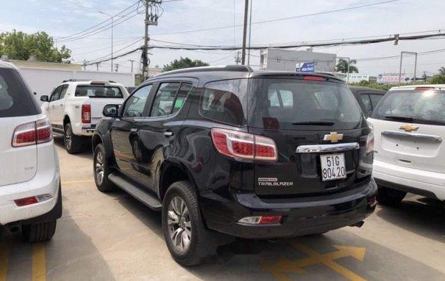 Bán Chevrolet Trailblazer LTZ 2.5 đời 2018, màu đen, nhập khẩu, odo 8000 km1
