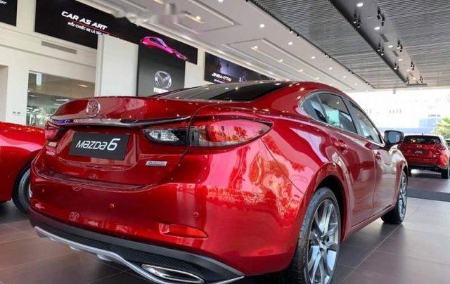 Mazda Biên Hoà bán Mazda 6 đời 2019, màu đỏ, nhập khẩu nguyên chiếc, 886tr1