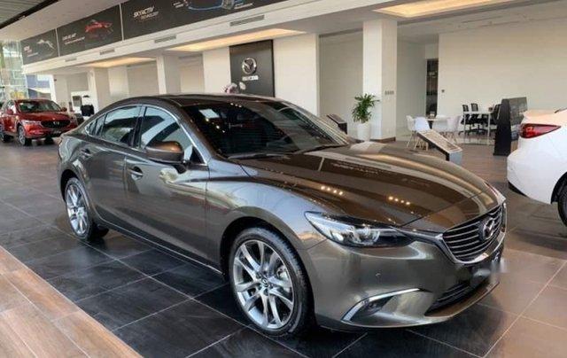 Bán Mazda 6 Premium 2.5L 2018, hoàn toàn mới4