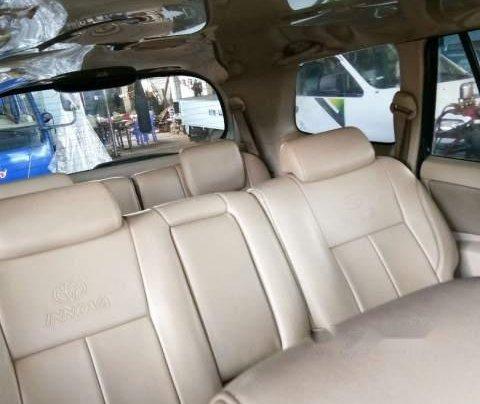 Cần bán gấp Toyota Innova MT đời 2008, màu bạc, nhập khẩu nguyên chiếc, giá 335tr4