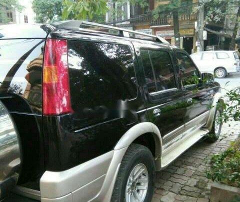 Cần bán lại xe Ford Everest MT sản xuất 2006, xe gia đình sử dụng1