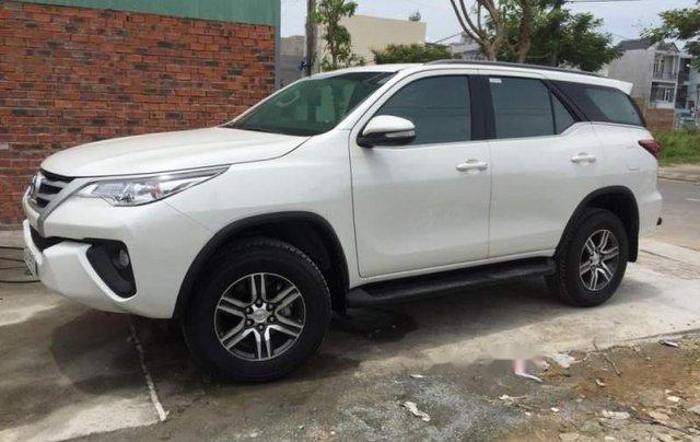Bán xe Toyota Fortuner sản xuất năm 2017, màu trắng xe gia đình, giá 975tr1